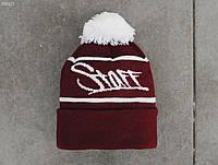 Зимняя шапка Staff SS0125