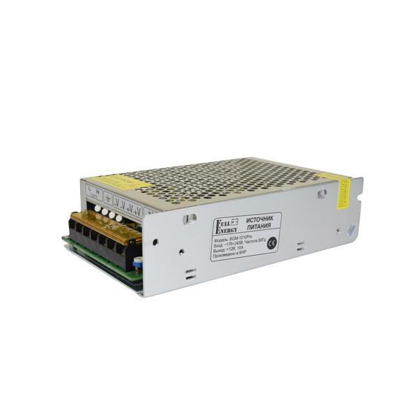 Блок питания Full Energy BGM-1210Pro 12В 10А (120W)