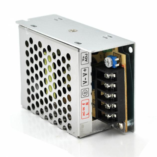 Импульсный блок питания Ritar RTPS12-60 SLIM 12В 5А (60Вт)