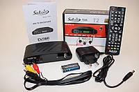 Эфирный DVB-Т2 ресивер Satcom T505, фото 1
