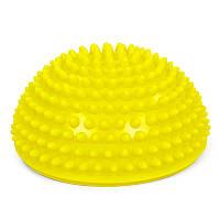 Полусфера массажная балансировочная Balance Kit (PVC, d-16см, h-8,5см, цвета в ассортименте)