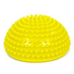 Полусфера массажная балансировочная Balance Kit (PVC, d-16см, h-8,5см) PZ-FI-1726