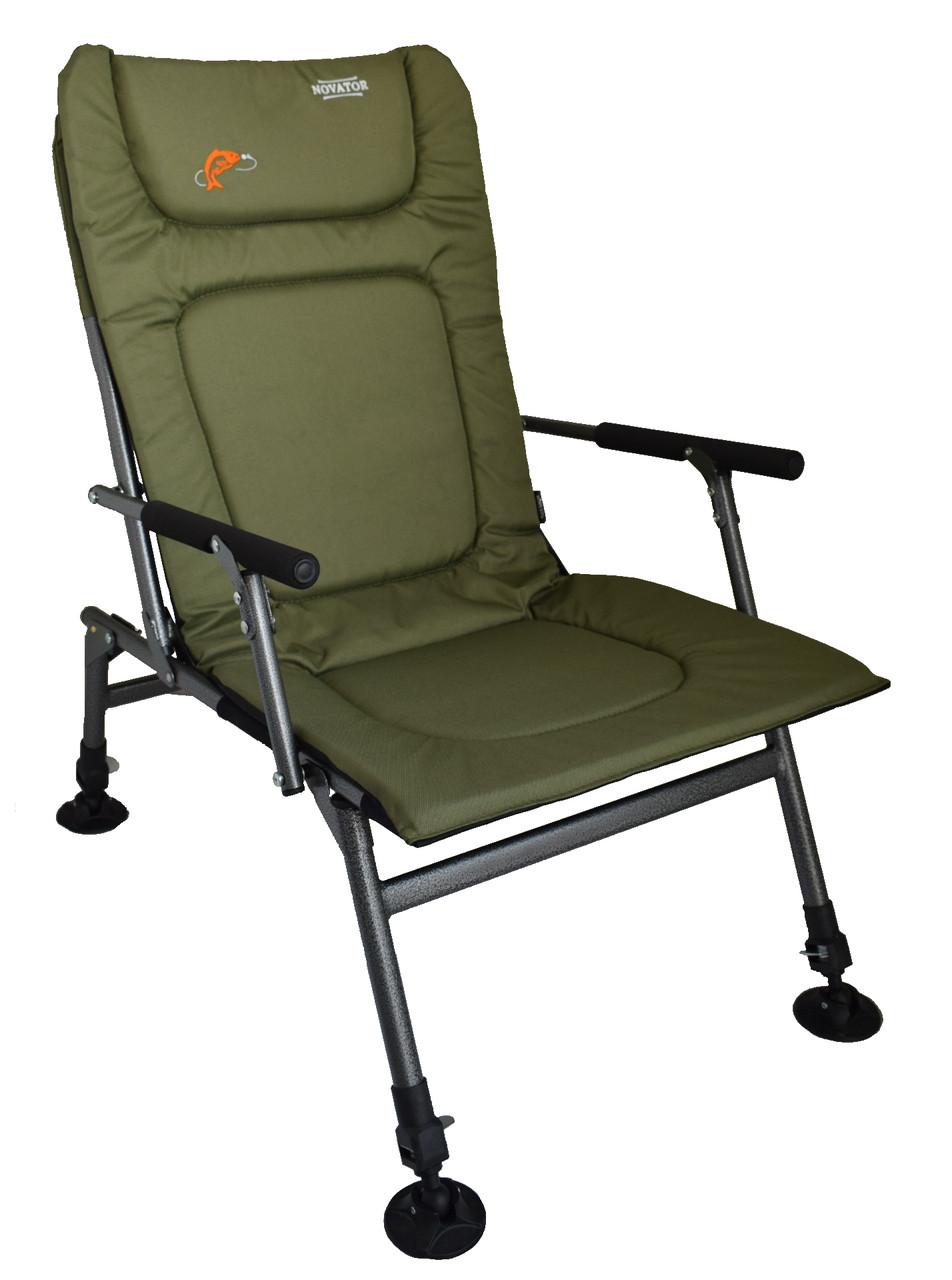 Кресло для рыбалки, карповое Novator SF-1