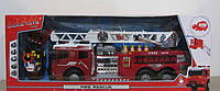 Детская Игрушка Пожарная Машинка, дистанционное управление, световые и звуковые эффекты, водомет, 62 см Dickie