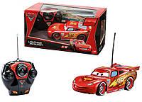 Детская Игрушка Для Мальчиков Машинка Молния МакКвин на радиоуправлении, 17 см, Cars Lightning McQueen, Dickie