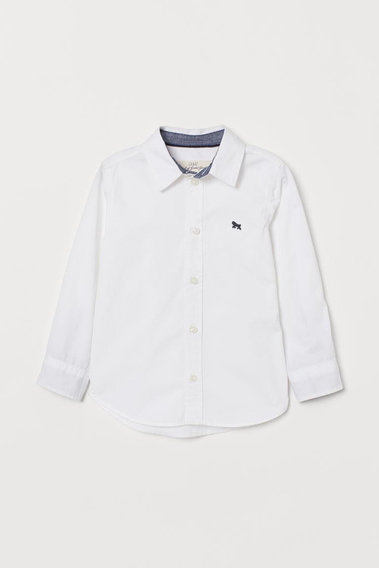 Сорочка біла H&M р. 98см (2-3роки)