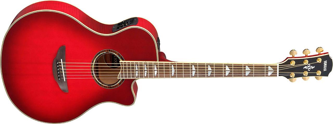 Электроакустическая гитара YAMAHA APX1000 (CRB)