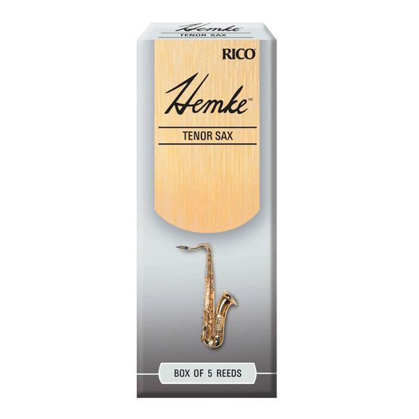 Трости для духовых RICO Hemke - Tenor Sax #3.0 - 5 Box