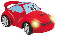 Детская Игрушка Для Мальчиков Машинка Кабриолет Джонни на радиоуправлении, звуковые и световые эффекты, Chicco