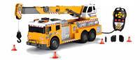 Детская Игрушка Для Мальчиков Машинка Автокран на дистанционном управлении, 62 см, звук. и светов. эфф, Dickie