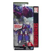 Игровой Робот-Трансформер для мальчика Шоквейв серия Combiner Wars - Transformers Generations Legends Hasbro