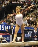 Бревно гимнастическое