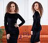"Платье из бархата ""Prestige"", фото 5"