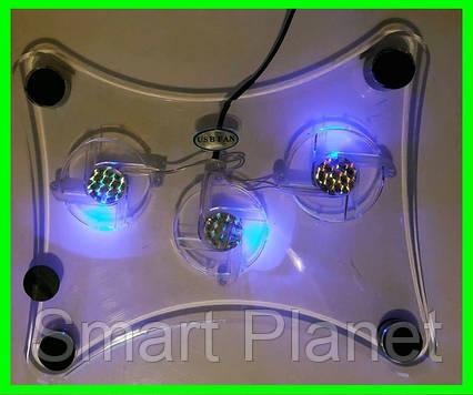 Охлаждающая Подставка для ноутбука (ВидеоОбзор), фото 2