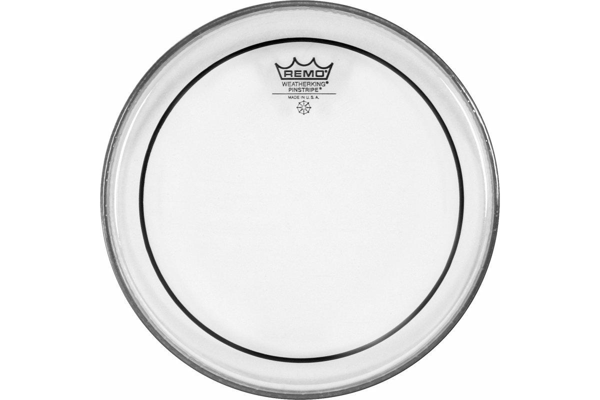 Пластик для барабана REMO PINSTRIPE 16' CLEAR