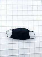 Маска черная с принтом ЗАЩИТНАЯ МНОГОРАЗОВАЯ!!! ДЛЯ ВСЕЙ СЕМЬИ  + БЕСПЛАТНАЯ ДОСТАВКА ОТ 5 МАСОК