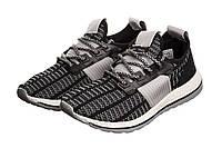 Жіночі кросівки Baas sport 36 Black Grey SKL35-238567