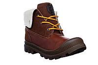 Жіночі черевики Arigobello R 36 Brown SKL35-238424