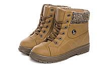 Жіночі черевики Tree 37 Brown SKL35-238623