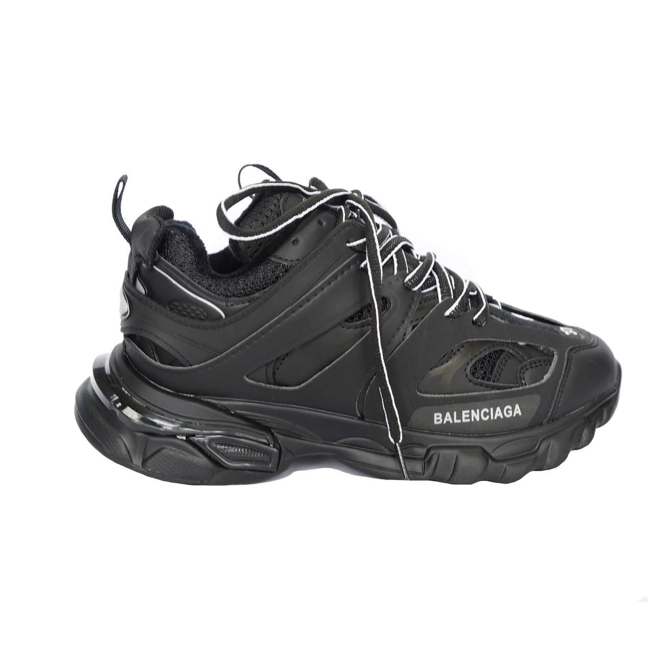Кроссовки Balenciaga 37 Черный - купить