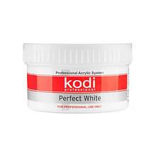 "Базовый акрил Kodi Professional ""Белый"" Perfect White Powder 60 г"