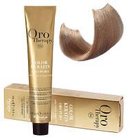 Безаммиачная крем-краска для волос Fanola Oro Therapy №10/00 Intense blonde platinum 100 мл