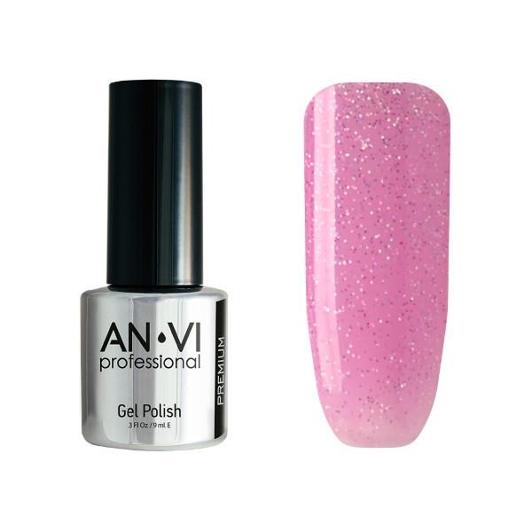 Гель-лак для ногтей ANVI Professional №059 Iced Spark 9 мл