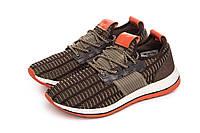 Чоловічі кросівки Baas Boost 44 dk.brown SKL35-238487