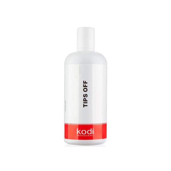 Жидкость для снятия искусственных ногтей Kodi Professional Tips Off 500 мл