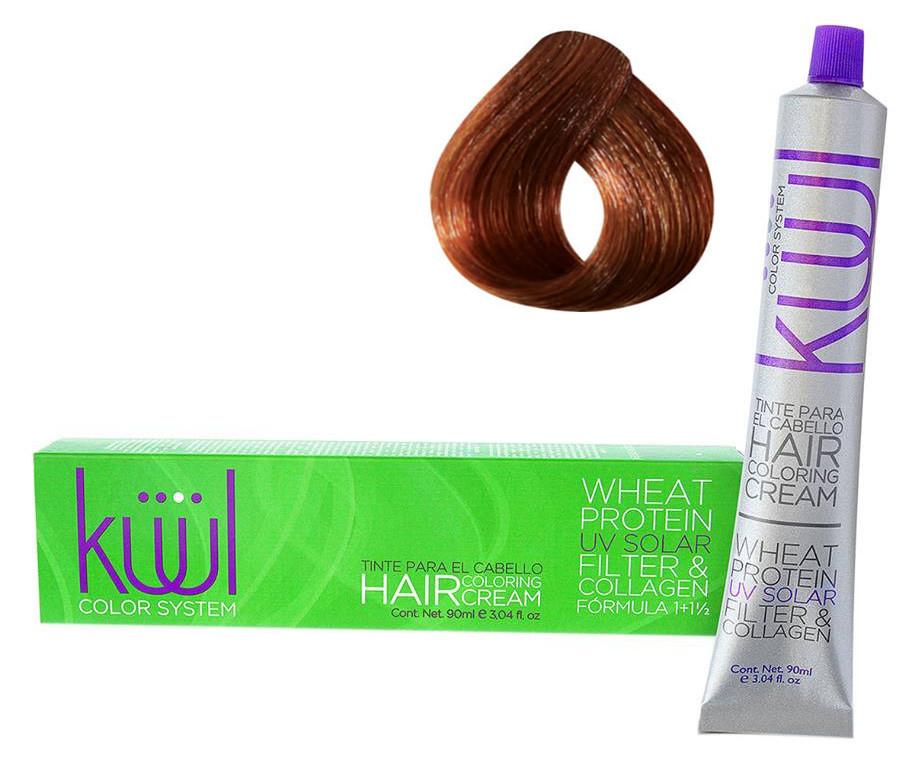 Крем-краска для волос Kuul Color System №7/64 90 мл