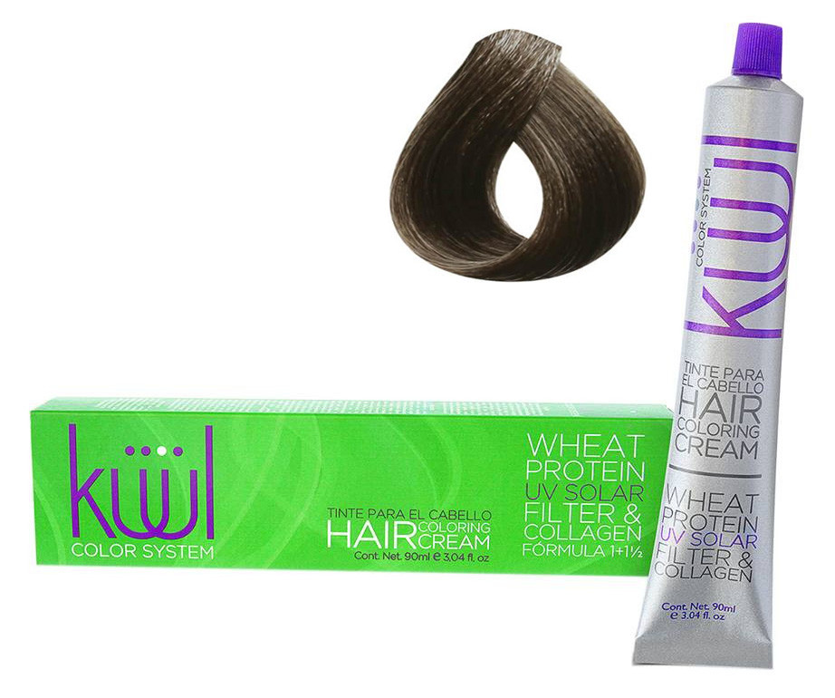 Крем-краска для волос Kuul Color System №8/11 90 мл