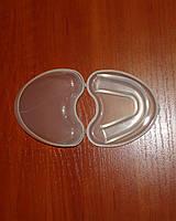 Капа силиконовая одинарная в индивидуальном чехле(сердечко)