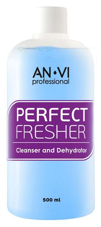 """Cредство для обезжиривания 3 в 1 ANVI Professional """"Perfect Fresher"""" 500 мл"""