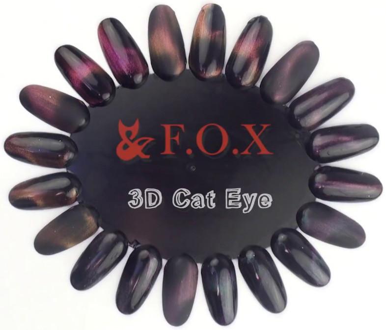 """Палитра FOX""""Cat Eye 3D"""""""