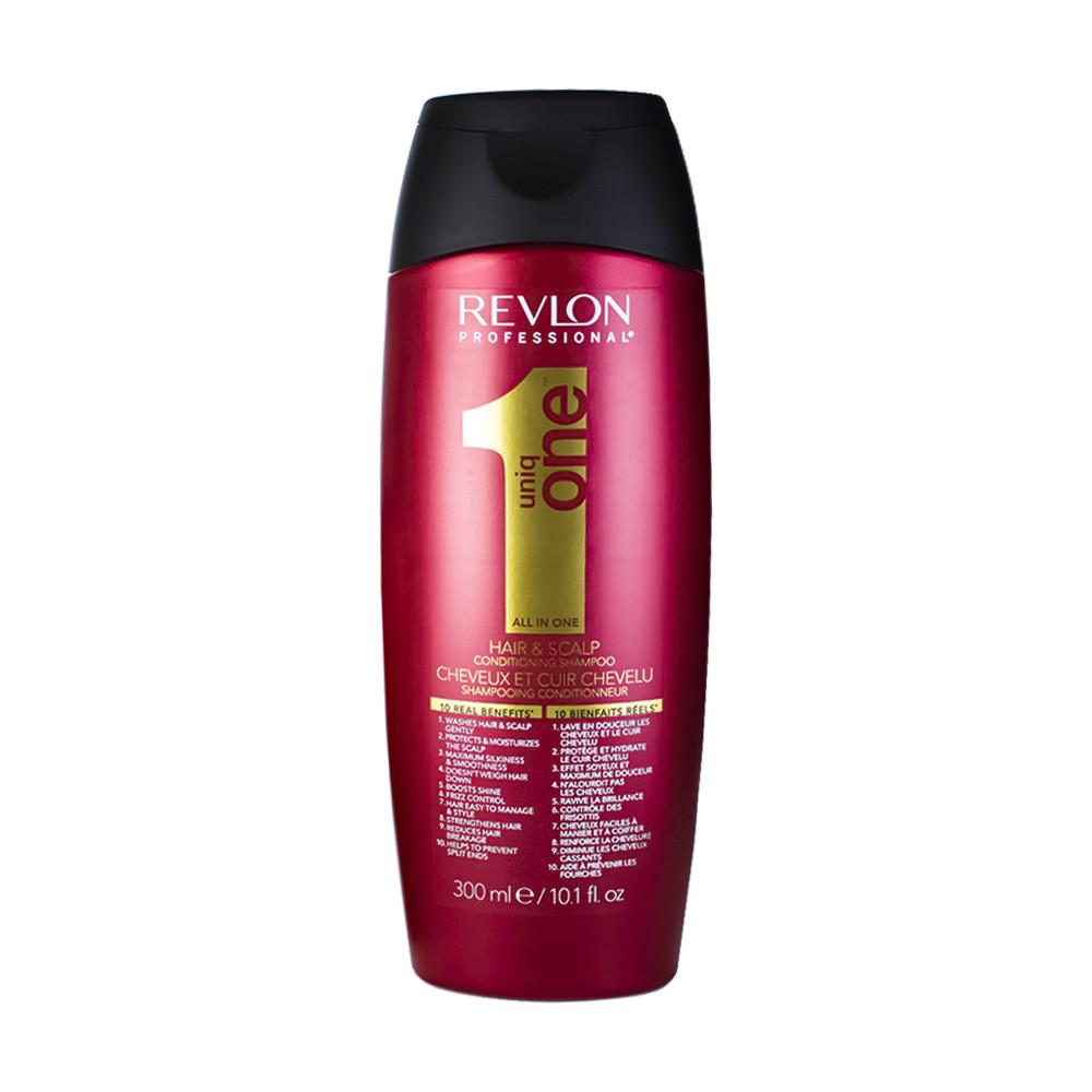 Шампунь-кондиционер для волос Revlon Professional Uniq One All in One 300 мл