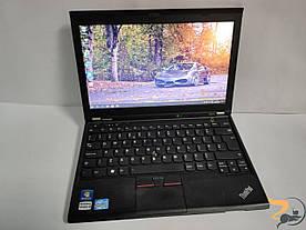 """Стильний та потужний ноутбук Lenovo ThinkPad X230, 12.5"""", Intel Core i5-3320M, 4GB RAM, 320GB HDD"""