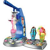 Play-Doh Kitchen Мороженное с глазурью E6688 Creations Drizzy Ice Cream Playset, фото 3