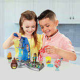 Play-Doh Kitchen Мороженное с глазурью E6688 Creations Drizzy Ice Cream Playset, фото 6
