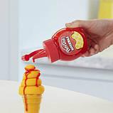 Play-Doh Kitchen Мороженное с глазурью E6688 Creations Drizzy Ice Cream Playset, фото 8