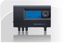 Регулятор температури твердопаливного котла Euroster 11W