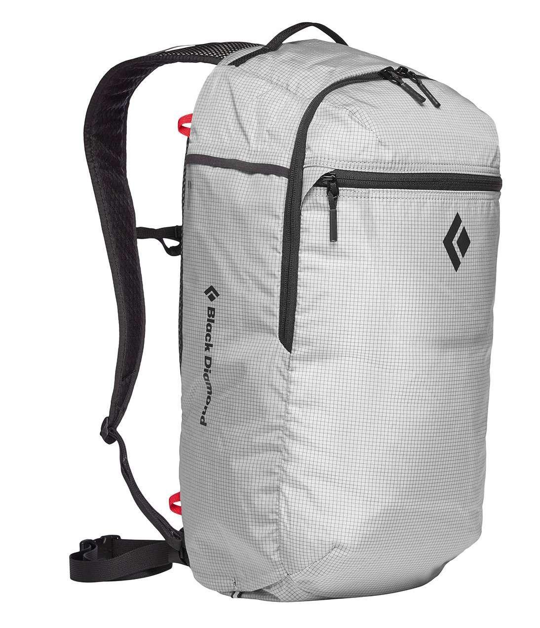 Рюкзак Black Diamond Trail Zip 18L Backpack Alloy SKL35-238712
