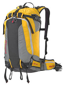 Рюкзак Marmot Backcountry 30 Spectra Yellow-Slate Grey SKL35-238724