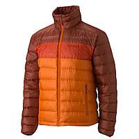 Куртка чоловіча Marmot Ares Jacket XL Vintage Orange - Mahogany SKL35-238676