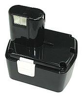 Аккумулятор для шуруповерта Hitachi EB 1414L 2.1Ah 14.4V Черный 798753, КОД: 1098891