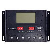 Контроллер заряда C&T Solar Pulsar 3024 с USB-зарядкой