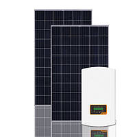 Комплект на 10кВт инвертор Solis-10K-DC-4G + C&T Solar 320 Вт 32 шт