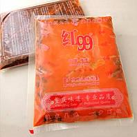 "Бульонная основа для чунсинского Хого  ""Red 99 "" 400g tm Hong Jiu Jiu"