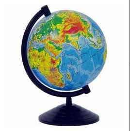 Глобус фізичний Марко Поло, 160 мм, фото 2