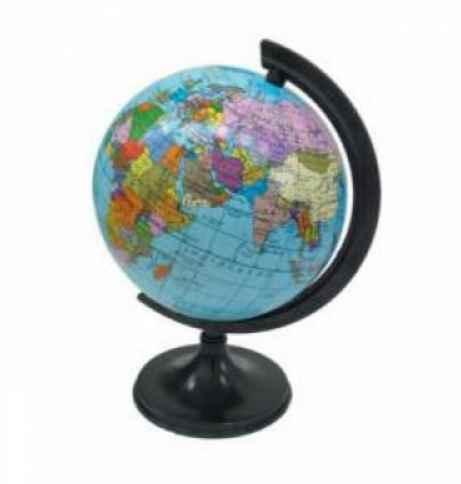 Глобус Марко Поло, 160мм політичний