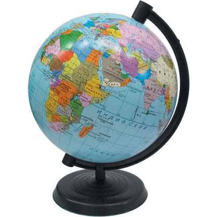 Глобус політичний Марко поло, 220 мм, фото 2